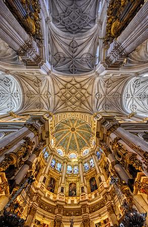 Vault of Granada Cathedral
