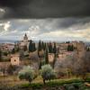 The Alhambra Gardens