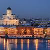 Harbor of Helsinki