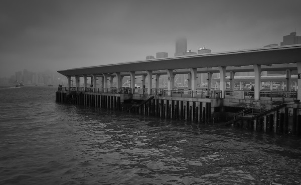 Central Ferry Pier