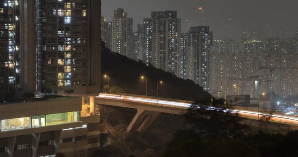 Beneath Kowloon Peak