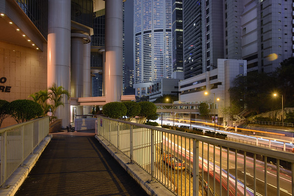 Pipes of Hong Kong