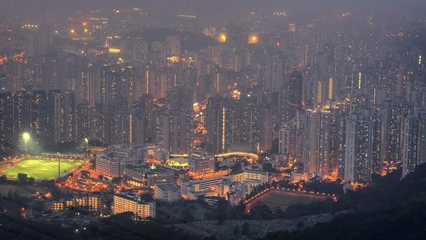 Dwellings of Kowloon