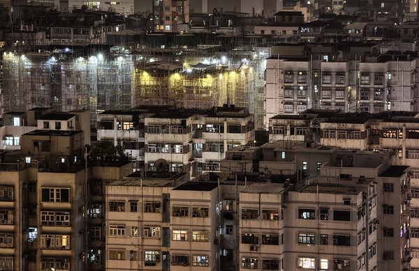 The Grit of Kowloon