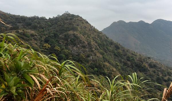 Mountains of Kowloon
