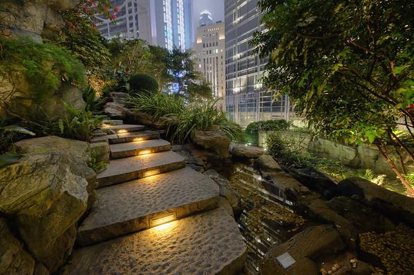 Cheung Kong Steps