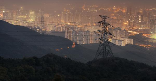 Kowloon Peak II