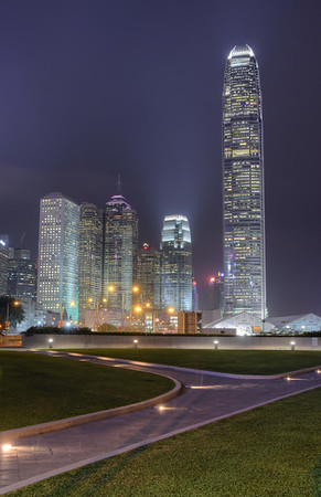 IFC Tower Night II
