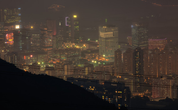 A Kowloon Night
