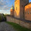 Beneath Kalmar Castle