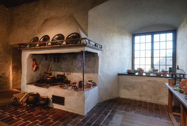 A Royal Kitchen