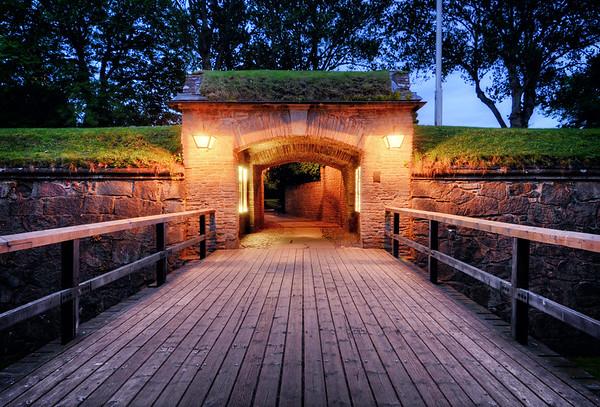 The Castle Passage I