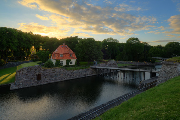 Sunset Castle House I