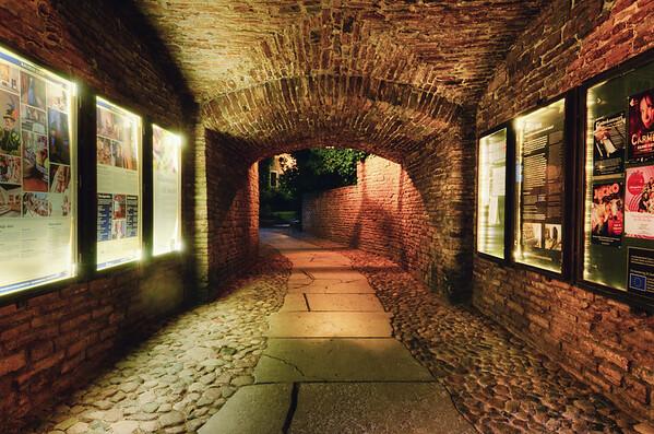 The Castle Passage II