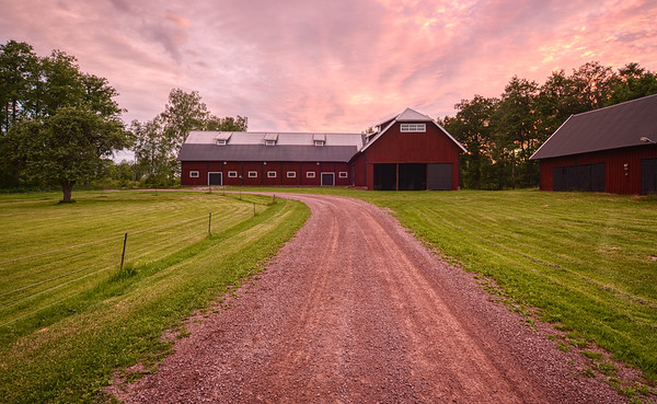 Red Road Barn