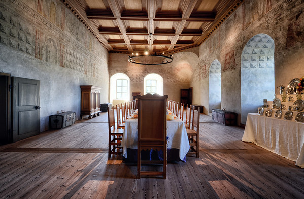 Fortress Dining Hall