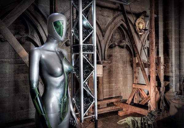 A Robotic Nude