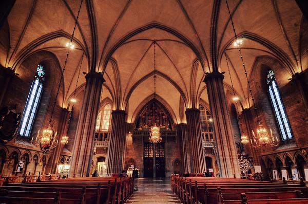 Linköping Cathedral V