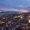 Last Light of Lisbon