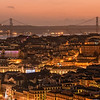 Nightfall Over Lisbon
