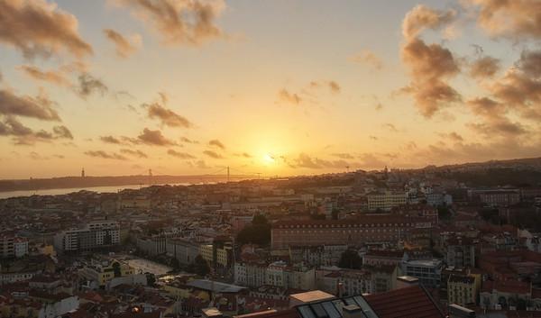 A Golden Lisbon