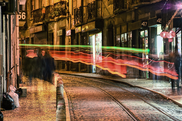 The Ghosts of Lisbon