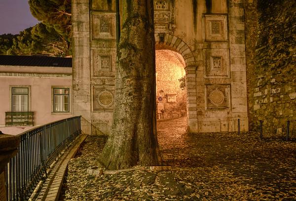 The Castle Arch