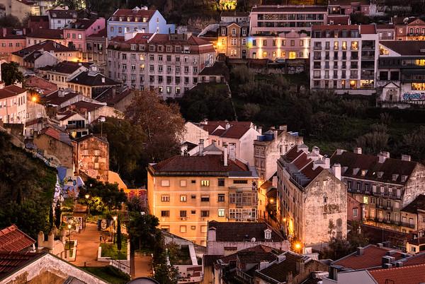 Homes of Lisbon