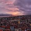 A Lisbon Sunset