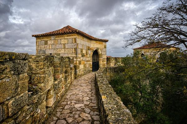 A Castle Path