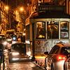 Lisbon Traffic Jam