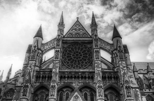 The Abbey Pinnacles