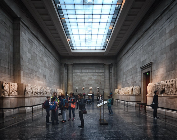 Elgin Marbles Room