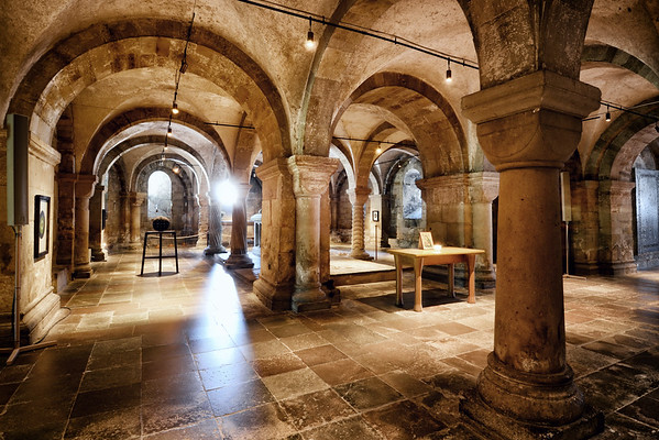 The Crypts of Lund VI