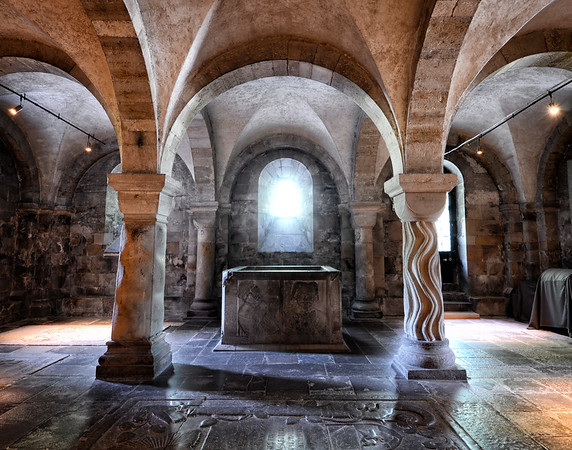 The Crypts of Lund II