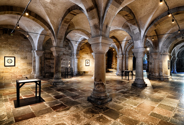 The Crypts of Lund VIII