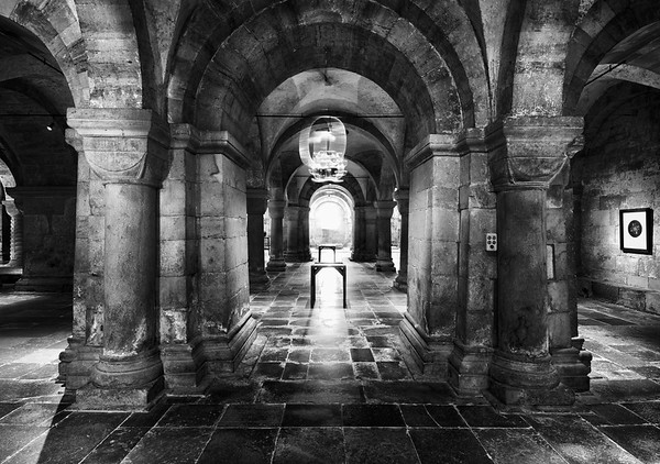 The Crypts of Lund III