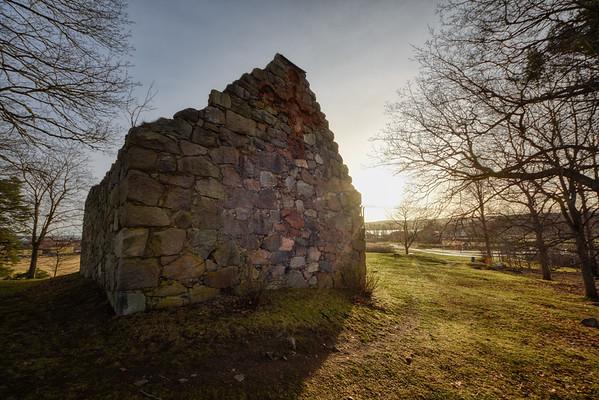 Kärnbo Church Ruin