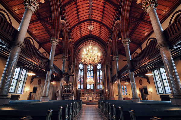 Church of St. Matthew I