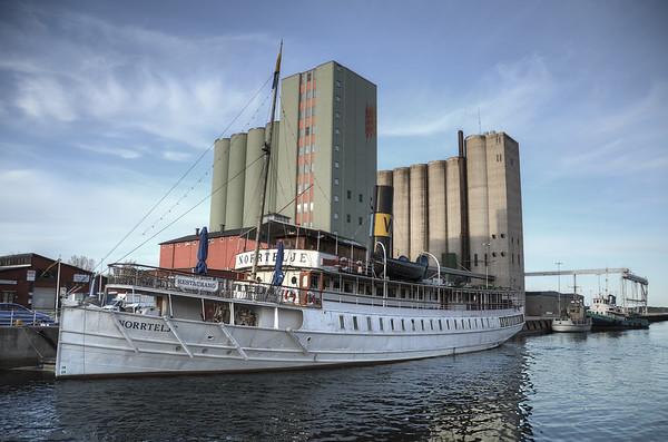 An Industrial Ship