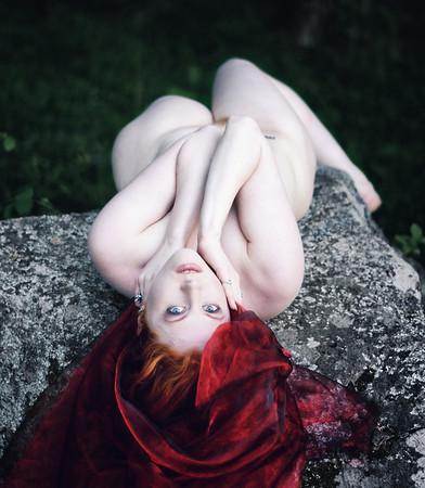A Fierce Nude