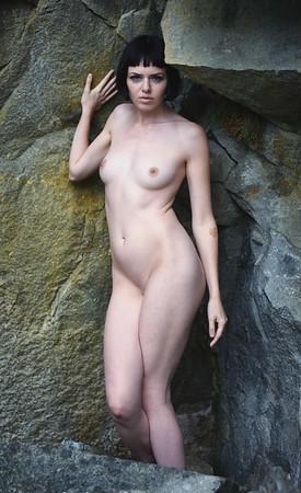 A Quarry Nude