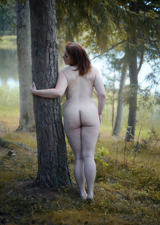 A Forest Nymph
