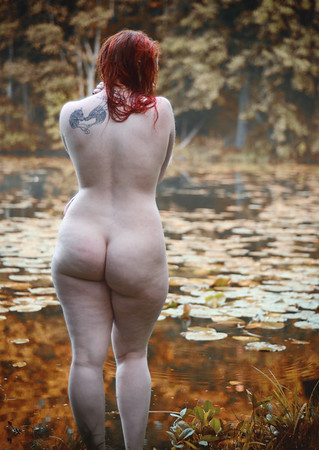 Blood River Nude