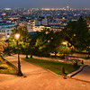 The Parks of Montmartre