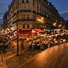 Streets of Saint Eustache
