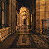 Halls of The Louvre