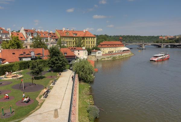 Summer in Prague