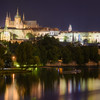 Prague in the Night