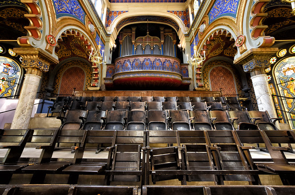 The Jubilee Seats